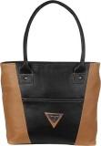 Indian Fashion Shoulder Bag (Beige, Blac...