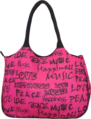 Angesbags Hand-held Bag(Pink)