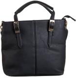 Peaubella Shoulder Bag (Black)