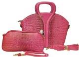 Women Trendz Shoulder Bag (Pink)