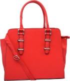 Lychee Bags Satchel (Red)