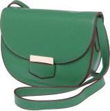 Fur Jaden Sling Bag (Green)