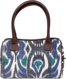 Rajrang Hand-held Bag (Multicolor)