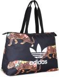 Adidas Shoulder Bag (Black, Multicolor)