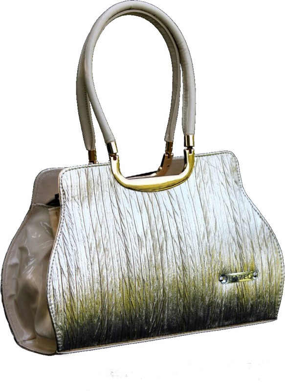 Hazel Fashion Hand-held Bag(Silver)