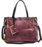 Sophia Visconti Shoulder Bag (Purple)
