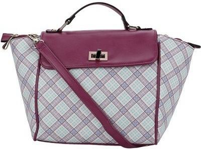 Luxury Living Messenger Bag