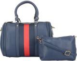 Home Union Hand-held Bag (Blue)