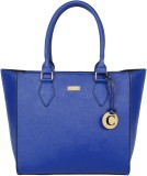 Cathy London Tote (Blue)