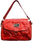 Zikha Hand-held Bag (Red)