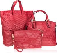 Zeva Hand-held Bag(Red-01)