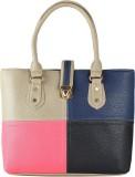 Pink Rose Shoulder Bag (Multicolor)
