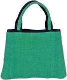 Natural Furnish Hand-held Bag (Green)