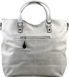 Sia Audrey Messenger Bag (Grey)
