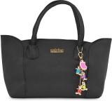 Calvino Hand-held Bag (Black)
