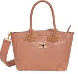 Diana Korr Hand-held Bag (Beige)