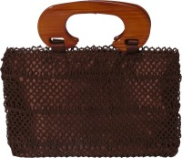 Soulful Threads Hand-held Bag(Multicolor)