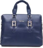 Urban Stitch Messenger Bag(blue)