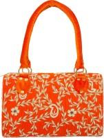 The Indian Handicraft Store Shoulder Bag(Orange)