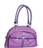 Essart Hand-held Bag (Purple)