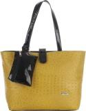 Dice Shoulder Bag (Yellow)