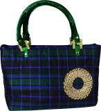 Arisha Kreation Co Hand-held Bag (Green,...