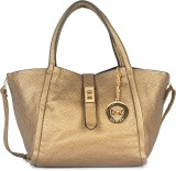 Deniza Hand-held Bag (Gold)