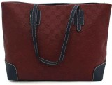 Rimyrah Shoulder Bag (Maroon)