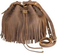 Gekko Sling Bag(Brown)