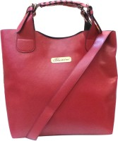 Bhamini Shoulder Bag(Maroon-01)