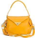 Viari Hand-held Bag (Yellow)