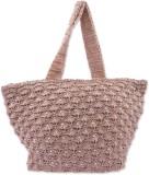 moKanc Hand-held Bag (Beige)
