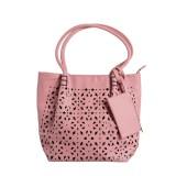 Peaubella Shoulder Bag (Pink)