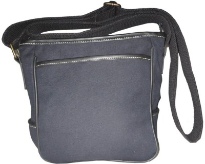 Needlecrest Messenger Bag(Black)