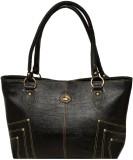 Belle Hand-held Bag (Black)