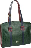 Holii Tote (Green, Red)