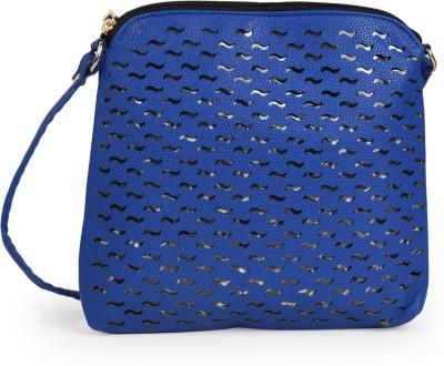 Lengloy Sling Bag(Blue)