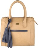 Yelloe Hand-held Bag (Beige)