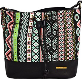 Caliberry Messenger Bag(Multicolor)