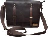 Le Craf Messenger Bag (Brown)