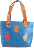 Coash Hand-held Bag (Blue)
