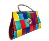 Bagzmania Hand-held Bag (Multicolor)