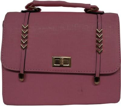 Lace House Messenger Bag