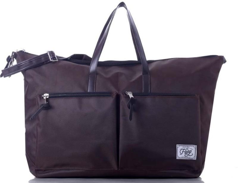 Harp Messenger Bag(Brown)