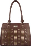 Kovi Hand-held Bag (Brown)