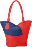 Lovbird Hand-held Bag (Red, Blue)