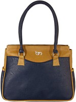 Bagsy Malone Hand-held Bag(Driven Blue) best price on Flipkart @ Rs. 999