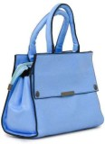 Penguin Hand-held Bag (Blue)