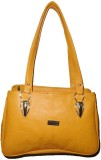 Atorakushon Shoulder Bag (Yellow)