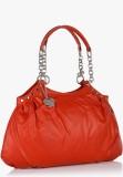 BUTTERFLIES Shoulder Bag (Red)